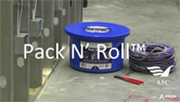 Pack N' Roll™ by AFC Cable Systems - A cable dispenser geared for your everyday use