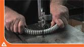 How to Cut Anaconda SEALTITE® Liquid-Tight Flexible Conduit