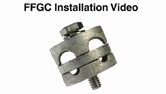 BURNDY® FFGC Fence Fabric Ground Clamps Installation Video