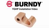 BURNDY® YGHP HYTAP™ Installation Video