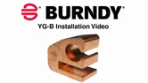 BURNDY® YG-B Compression Connector Installation Video