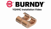 BURNDY® YGHHC HYTAP™ Connector Installation Video