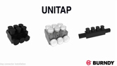 BURNDY® Unitap 750HD