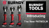 BURNDY® PATRIOT® IN-LINE® PATMDLW Crimp/Cut Series