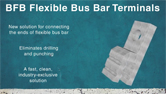 BURNDY® BFB Flexible Bus Bar Terminals