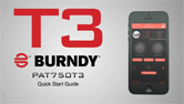 Install and register the new BURNDY T3 APP