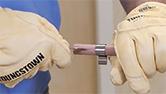 BURNDY Cable Preparation for Medium Voltage Cold Shrink Kits