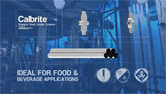 Calbrite Solutions - Food, Beverage & Dairy