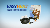 EasyHeat's ADKS Series Electric Roof De-icing Cable