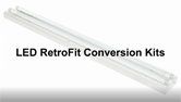 EPCO LED RetroFit Conversion Kit for LED Strip Fixtures