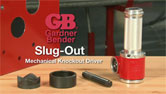 Slug-Out Mechanical Knockout Driver