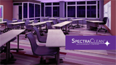 SpectraClean™ Antimicrobial Lighting from Hubbell Lighting