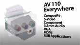 Hubbell AV110 Everywhere™