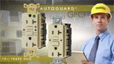 AUTOGUARD GFCI Receptacles®