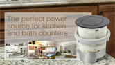Hubbell Wiring Device-Kellems Countertop Receptacles
