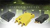 Hubbell Wiring Device-Kellems: Stage Pin Devices