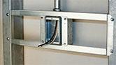 Hubbell Adjustable Open Center Bracket