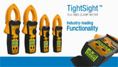 IDEAL TightSight® Clamp Meters
