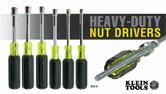 Heavy-Duty Nut Drivers