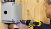 KRALOY JBOX Hinged Cover Junction Box