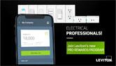 Leviton PRO Rewards Program