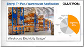 Save Energy in Warehouse Applications with Energi TriPak