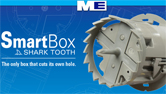 Madison SmartBox Sharktooth Fixture Box