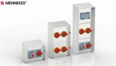 MENNEKES SpecMAXX Series of Sloped-Top Power Distribution Products