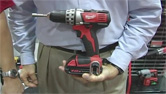 New Milwaukee Electric Tool Drill/Drivers
