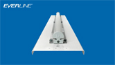 Universal Lighting Technologies EVERLINE LED Linear Retrofit Assembly (LRA)
