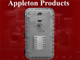 Appleton Hazardous Locations Guidelines