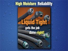 Bridgeport Liquid Tight Fittings