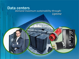 Hubbell Data Center Product Applications