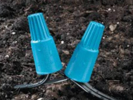 IDEAL WeatherProof™ and UnderGround™ Wire Connectors