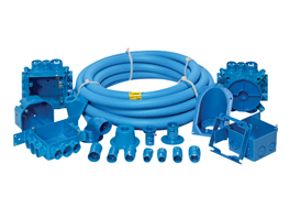 ABB Installation Products Carlon ENT – Electrical Non-Metallic Tubing
