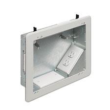 Arlington Steel TV Box 8x10