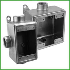 PVC Coated Device Boxes and Covers