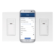 Ensure safety in spaces with Leviton touchless, handsfree lighting controls