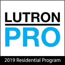 2019 Lutron PRO—Residential