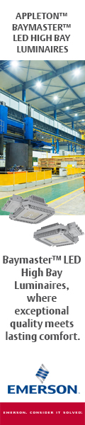 Appleton™ Baymaster™ LED High Bay Luminaires