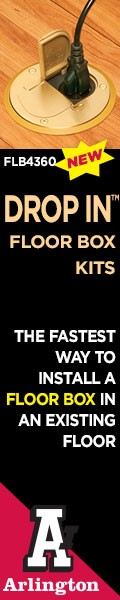 Arlington Drop In Floor Box Kits