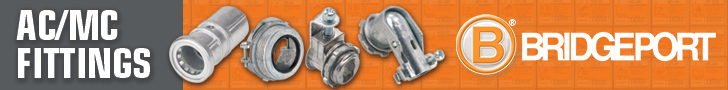 Bridgeport AC/MC Fittings