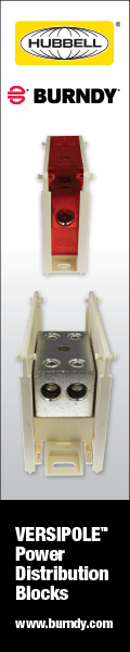 BURNDY VERSIPOLE Power Distribution Blocks