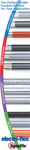 Electri-Flex Flexible Conduit