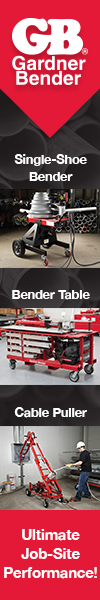 Gardner Bender Conduit Benders & Cable Pullers