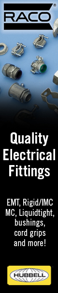 RACO's Quality, Code-Compliant Electrical Fittings