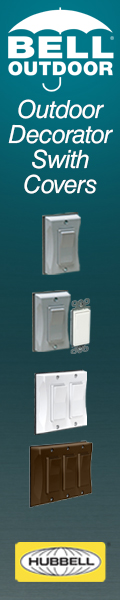 Enhance Outdoor Living with BELL Decorator Switch Covers!
