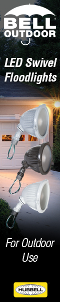 Bell LED Lights Offer Convenience & Security