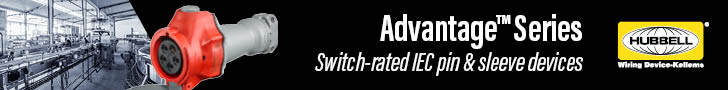 Advantage™ Series Switch-Rated IEC Pin & Sleeve Devices