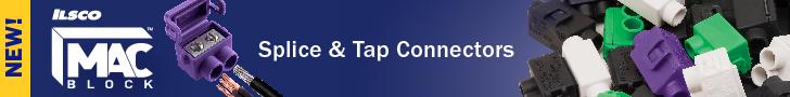 MAC Block Splice & Tap Connectors